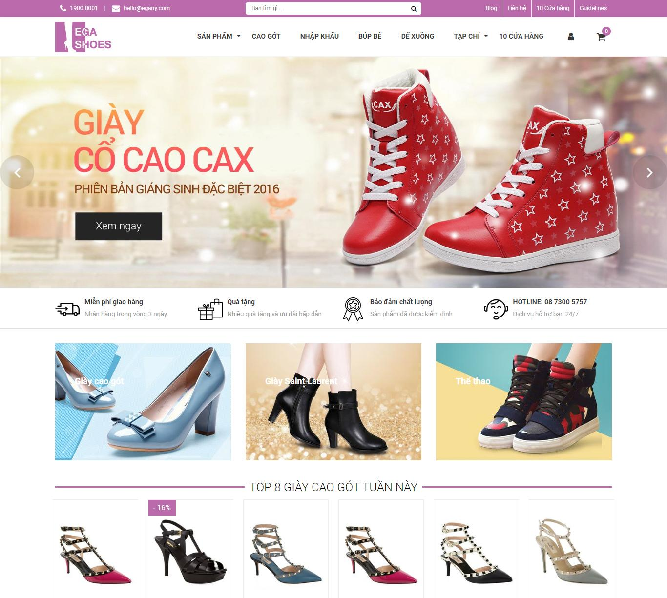 EGA WOMEN SHOES