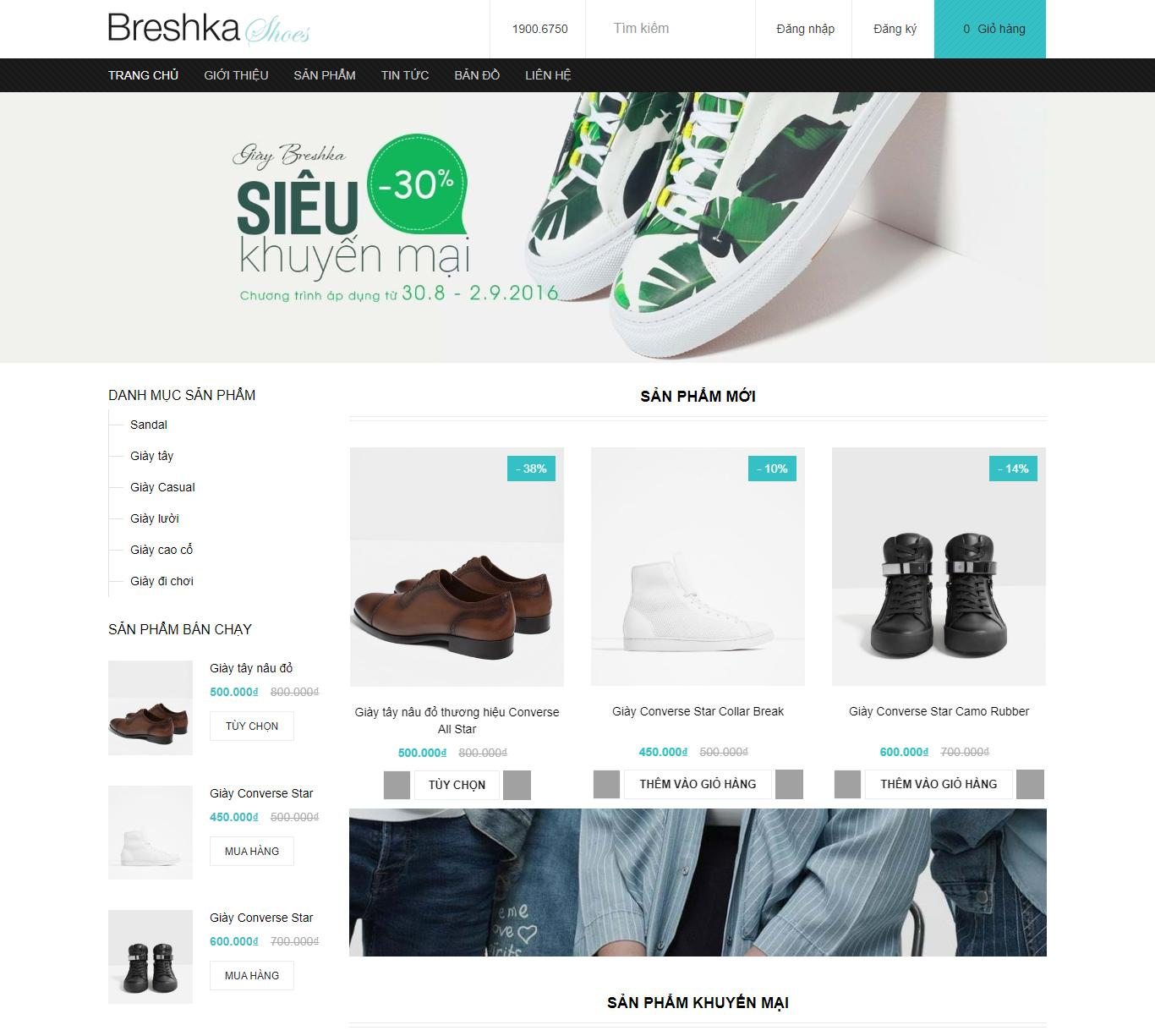 BRESHKA SHOES